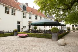 Terras Top 100 2014 nr. 48: Kasteel Montfoort, Montfoort