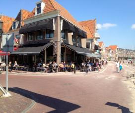 Terras Top 100 2014 nr. 52: De Korenmarkt, Hoorn