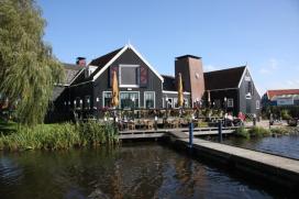 Terras Top 100 2014 nr. 53: Paviljoen Smit-Bokkum, Volendam