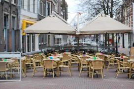 Terras Top 100 2014 nr. 84: De Wijnhaven, Delft