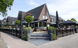 Terras Top 100 2014 nr. 88: Abdij de Westerburcht, Westerbork