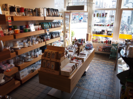 Koffie Top 100 2014 nummer 87: Kaldi, Amsterdam
