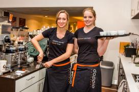 Koffie Top 100 2014 nummer 35: Doppio Espresso, Hilversum