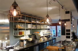 Koffie Top 100 2014 nummer 23: Kruim, Gouda
