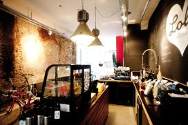Koffie Top 100 2014 nummer 16: Lola Bikes & Coffee, Den Haag