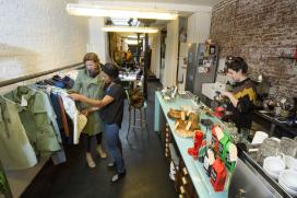 Koffie Top 100 2014 nummer 7: Koko Coffee & Design, Amsterdam