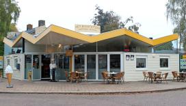 Cafetaria Top 100 2014 nummer 96: Cafetaria-Eethuis Het Busstation, Zuidwolde
