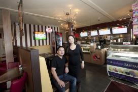 Cafetaria Top 100 2014 nummer 95: Eethuis en Snackbar Charlie, Emmen
