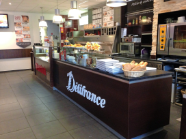 Cafetaria Top 100 2014 nummer 85: Kwalitaria Delifrance Zwolle Zuid, Zwolle