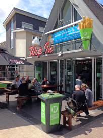 Cafetaria Top 100 2014 nummer 63: Snackbar Wip-in, Callantsoog