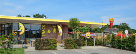 Cafetaria Top 100 2014 nummer 65: AnyTyme Snackerij & Speeltuin Ommen, Ommen