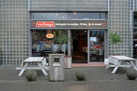 Cafetaria Top 100 2014 nummer 81: Verhage Fast Food Delfgauw, Delfgauw