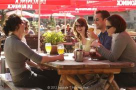 KWF: Nederlander moet beter smeren op het terras