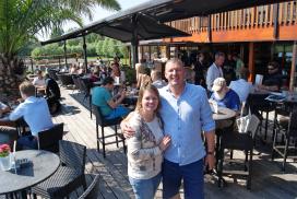 Nieuwe familierestaurant voor winnaar Terras Top 100 2014