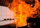Brand treft keuken Van der Valk in Tiel