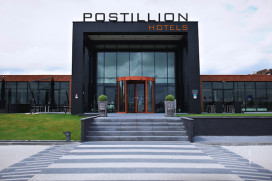 Postillion Hotels wint Business Succes Award