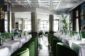 George-family opent Italiaans restaurant San George in Amsterdam