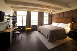 Hotel The Hoxton opent in Amsterdam