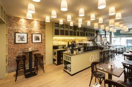 Fotoreportage: nieuwe lunchroom Haagse Denneweg
