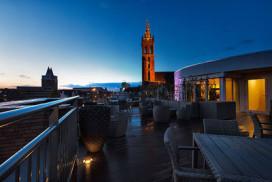 Hotel Dux ingericht door eigenaar/wereldreiziger