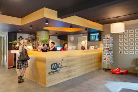 Amsterdam: combi tussen hotel en hostel