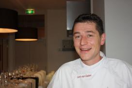 Lars van Galen over zijn kansen op een Michelinster