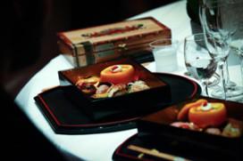 Foto's: Yamazato viert tien jaar Michelinster