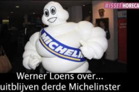 Hoofdinspecteur Werner Loens van Michelin aan het woord