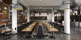 Calf&Bloom: nieuw lunchrestaurant