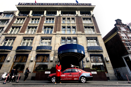 NH Krasnapolsky weer Q-hotel
