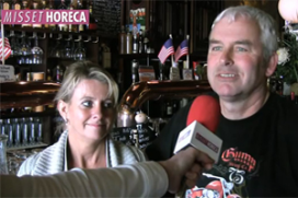 Video: Huub en Linda Arents over eigen bier