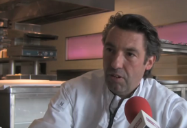 Video: Van Wolde over Beluga, Michelin en derde ster