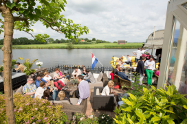 Video: sfeerverslag Misset Horeca Terras Top 100 2013
