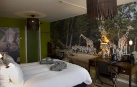 Foto's dierentuinkamer Hotel Haarhuis