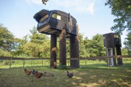 Foto's hotel De Vreemde Vogel in Vlaardingen