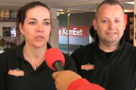 Video: KomEet hoogste nieuwe binnenkomer Cafetaria Top 100