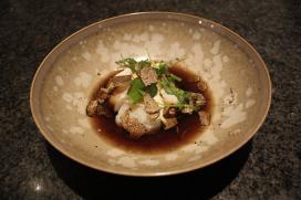 Video: signature dish Dick Middelweerd