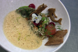 Video: signature dish Syrco Bakker*