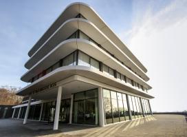Foto's nieuwbouw Hotel De Wageningsche Berg