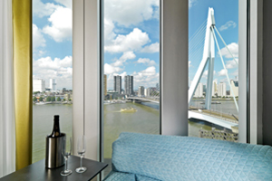 Foto's nhow hotel Rotterdam