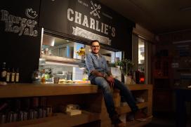 Foto's: Charlie's Burgers & Steaks