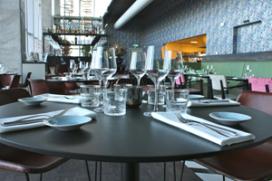 Foto's HMB Restaurant in Rotterdam