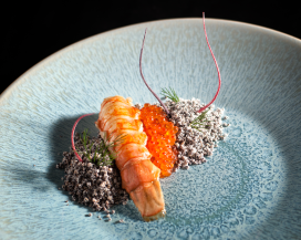 Video: signature dish Joris Bijdendijk*