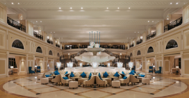 Waldorf Astoria Hotel, Ras Al Khaimah