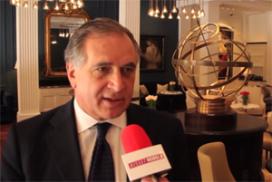Video: Payer trots op 'zijn' Waldorf Astoria
