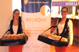 Video: impressie halve finale DHA 2014