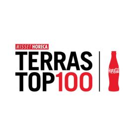 Volg bekendmaking Terras Top 100 live via Periscope