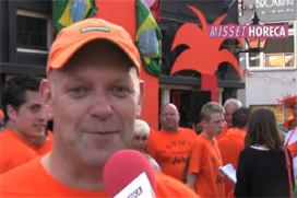 Video: interview winnaar Leukste Oranje Café