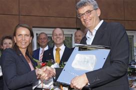 Fotoverslag uitreiking Dutch Hotel Award