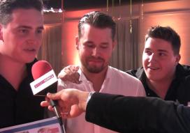 Video: Doppio Amsterdam: 'Gratis cappuccino voor stemmers